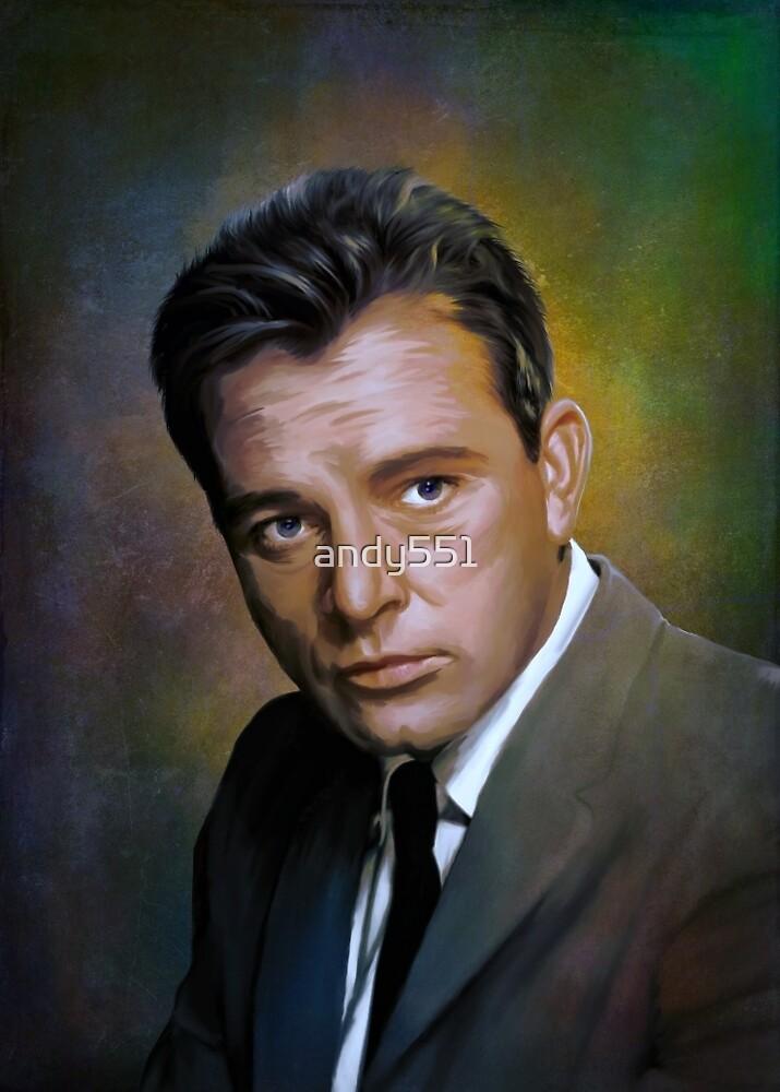 Richard Burton by andy551