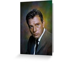 Richard Burton Greeting Card