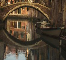 Venice in the morning by Chris Fletcher