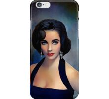 Elizabeth Taylor iPhone Case/Skin