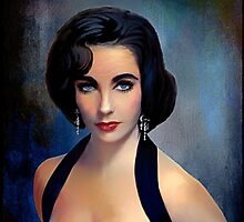 Elizabeth Taylor by andy551