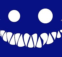 Cool smile with teeth by funnyshirts