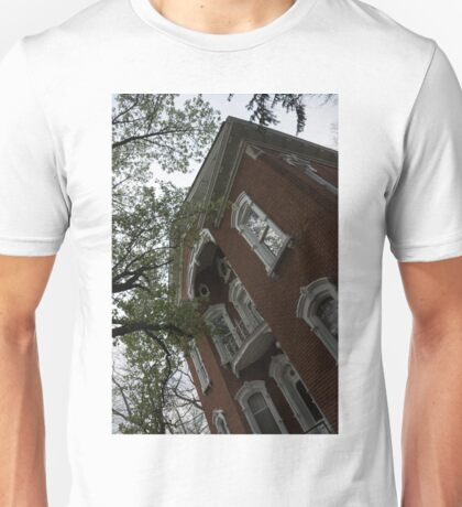 Oregon Historic District - Dayton, Ohio, USA Unisex T-Shirt