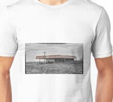 Abandoned Dairy Queen Unisex T-Shirt