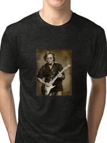 ERIC CLAPTON Tri-blend T-Shirt