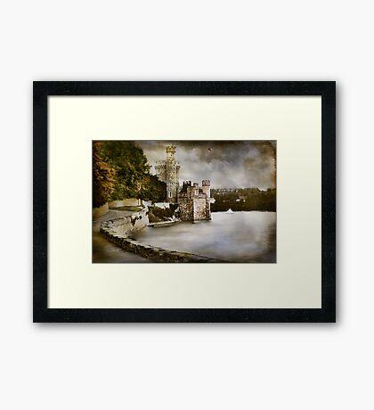 Blackrock Castle Framed Print