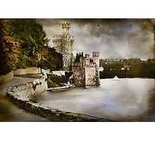 Blackrock Castle Photographic Print