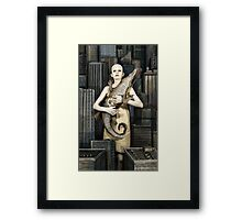 The Corporation of Hook Framed Print