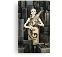 The Corporation of Hook Canvas Print