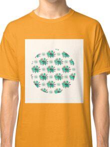 CamomilePattern Classic T-Shirt