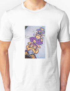 Corporate greed- see no evil, hear no evil, speak no evil! Unisex T-Shirt