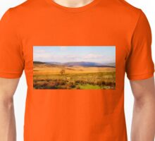 Looking towards Gisburn Forest Unisex T-Shirt