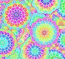 Psychedelic Summer by micklyn
