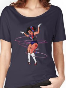 Hula Hoopla Women's Relaxed Fit T-Shirt