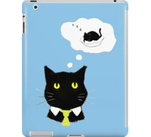 office cat iPad Case/Skin