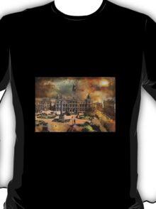 George Square -Glasgow 1900 y T-Shirt