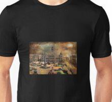 George Square -Glasgow 1900 y Unisex T-Shirt