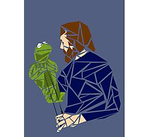 The Muppet Master Photographic Print