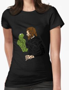 The Muppet Master Womens Fitted T-Shirt