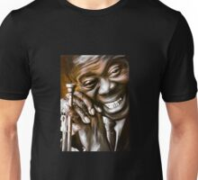 LOUIS ARMSTRONG.  Unisex T-Shirt