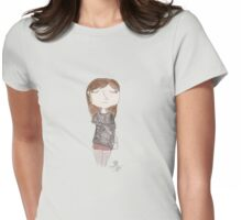 Doctor Who - Clara Oswald Womens Fitted T-Shirt