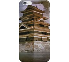 Matsumoto Castle iPhone Case/Skin