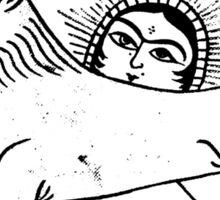 PERSIAN INSIGNIA Sticker