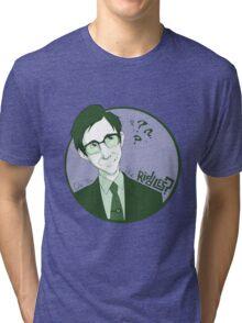 The Riddle Man Tri-blend T-Shirt