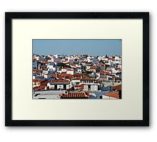 Skiathos, Greece Framed Print