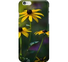 Black Eyed Susan Flowers iPhone Case/Skin