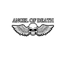 Angel of Death Photographic Print