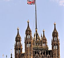 Westminster London by mike1242