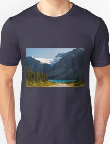 Riding the Icefields Parkway T-Shirt