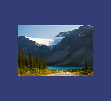Riding the Icefields Parkway Unisex T-Shirt
