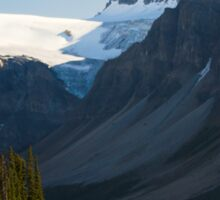 Riding the Icefields Parkway Sticker