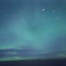 The Northern Lights (Aurora Borealis), near Edmonton, Alberta, Canada by Adrian Paul