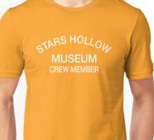 Stars Hollow Museum Crew Member t-shirt – Gilmore Girls, Lorelai, Rory, Taylor Doose, Luke Danes Unisex T-Shirt