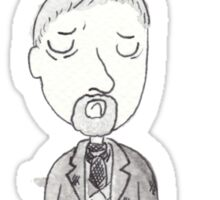 Doctor Who - The War Doctor Sticker