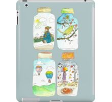 Season in the jar iPad Case/Skin