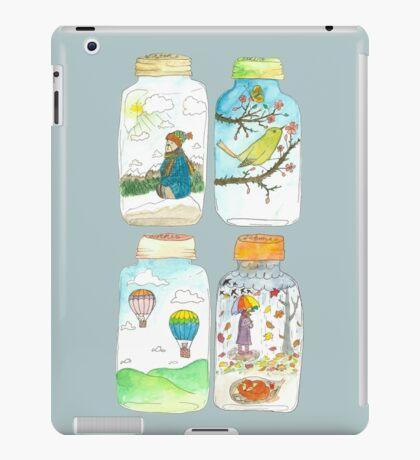 Season in the jar iPad Case/Skin