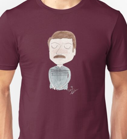Parks and Recreation - Ron Swanson Unisex T-Shirt