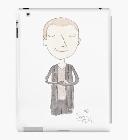 Doctor Who - Ninth Doctor iPad Case/Skin