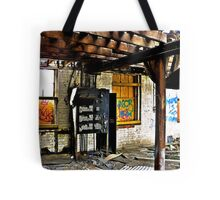 """Old Switchboard"" Tote Bag"
