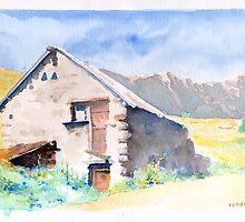 Maison aux ecrins by joeltenzin