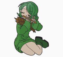 Saria's Autumn One Piece - Short Sleeve