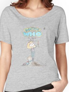 Doctor Who - Voyage of the Nosferatu II Women's Relaxed Fit T-Shirt