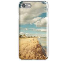 Port Melbourne Beach iPhone Case/Skin