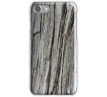 The skin of the tree (cypress) iPhone Case/Skin