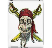 Pirates iPad Case/Skin