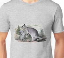 The Pretty-faced Wallaby Unisex T-Shirt